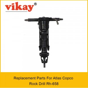 Rh 658 Replacement Parts