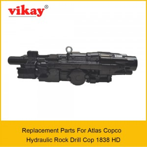 Cop 1838 HD Atlas Copco Hydraulic Rock Drill Parts