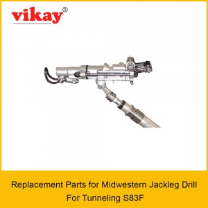 S83F Midwestern Jackleg Drill Parts