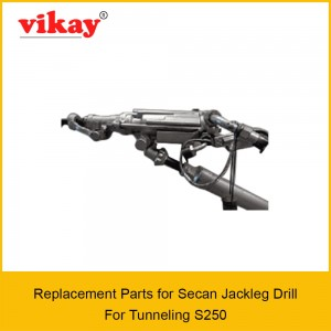 S250 Secan Jackleg Drill Parts