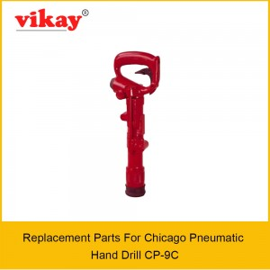 Cp 9C Chicago Pneumatic Hand Drill Parts