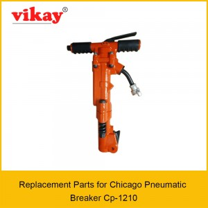 Cp 1210 Chicago Pneumatic Paving Breaker Parts