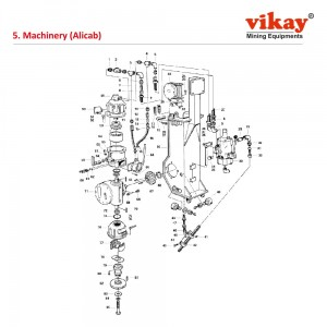 Machinery(Alicab) Replacement Parts