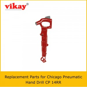 CP 14RR Chicago Pneumatic Hand Drill Parts