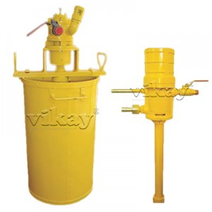 Cement Injection Pump - Vikay