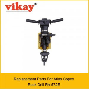 Rh 572E  Replacement Parts